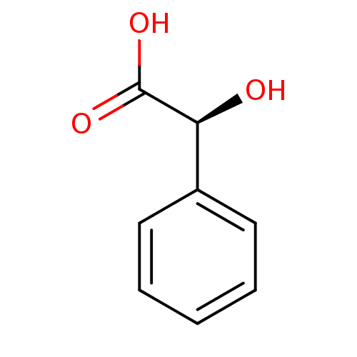 2S 2 Hydroxy Phenylacetic Acid