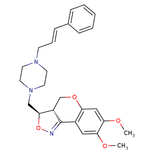 bindingdb primarysearch ki Monosaccharide Diagram 3r 3as 7 8 dimethoxy 3 4 e 3 phenyl allyl p
